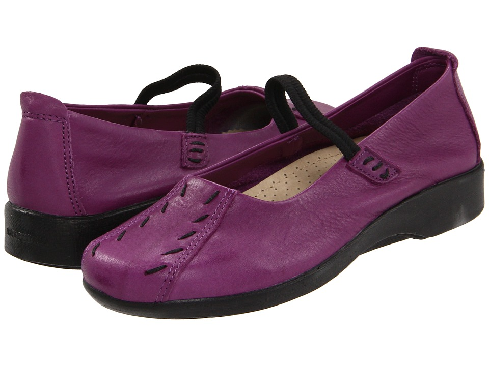 Arcopedico - Shawna (Purple) Women's Maryjane Shoes