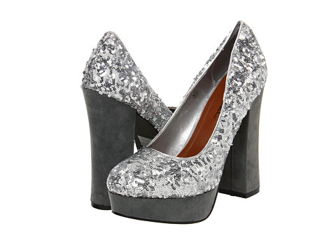 C Label - Artie (Silver) High Heels
