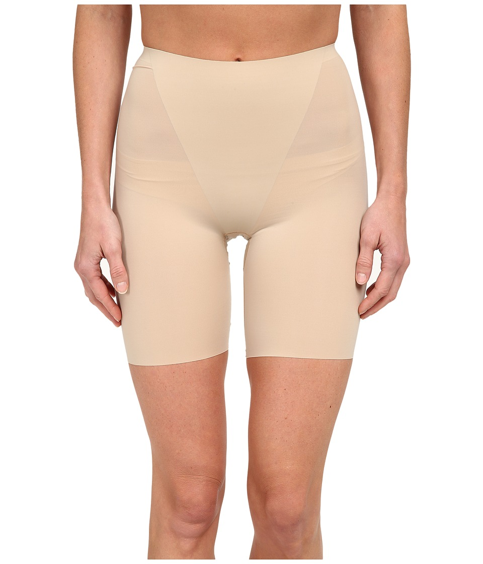 Spanx - Trust You Thinstincts Mid-Thigh Shaper (Natural) Women's Underwear
