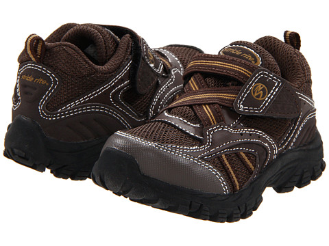 Stride Rite - Clayton (Toddler) (Brown) Boys Shoes