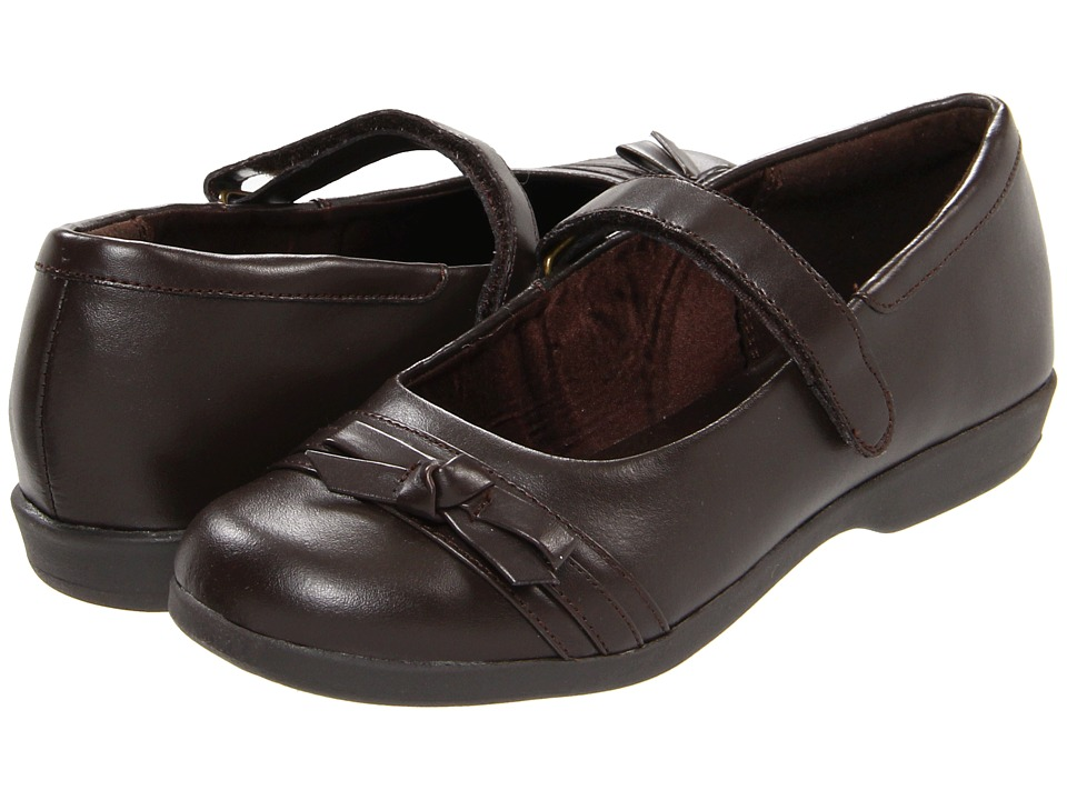 Stride Rite - Lesley (Toddler/Little Kid) (Brown) Girls Shoes