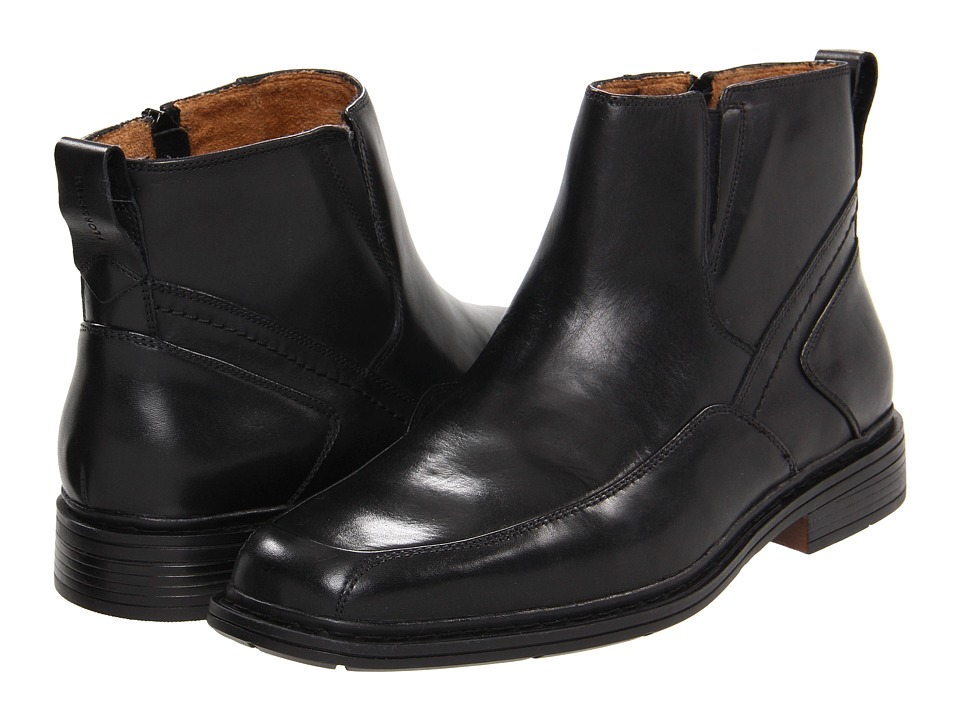Florsheim - Welter Boot (Black) Men's Dress Zip Boots
