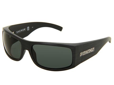 Kaenon - Gauge SR91 (Polarized) (Pinstripe G12) Sport Sunglasses