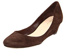 Cole Haan - Air Talia Wedge 40 (Chestnut Suede) - Cole Haan Shoes