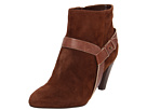 Cole Haan - Calico Bootie (Chestnut Suede) - Cole Haan Shoes