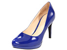 Cole Haan - Chelsea Pump (Cobalt Patent) - Cole Haan Shoes