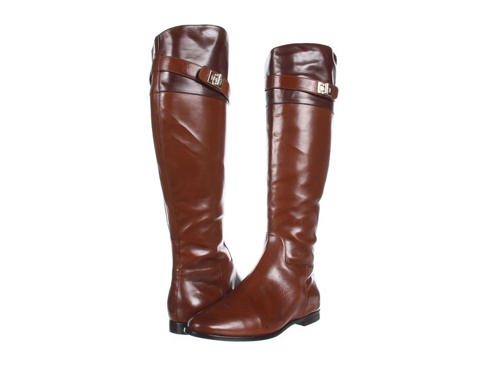 Cole Haan Daelin Riding Boot (Sequoia/Chestnut) Women