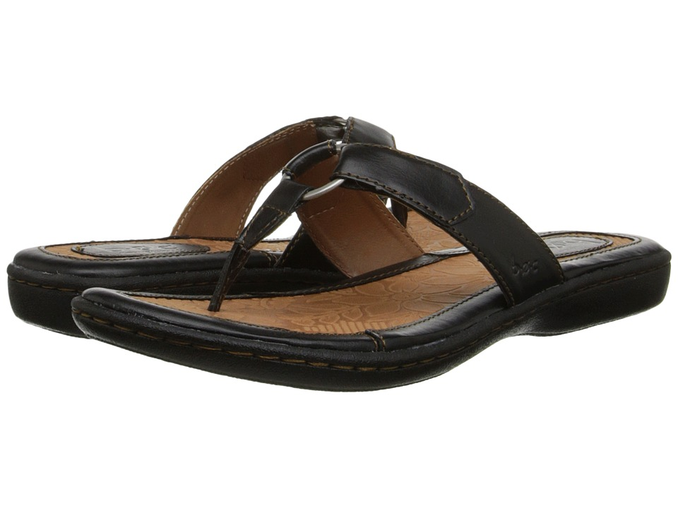 b.o.c. - Marion (Black PU) Women's Sandals
