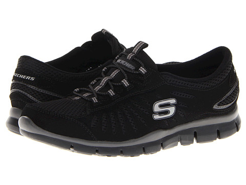 SKECHERS - Gratis - Big Idea (Black) Women's Shoes