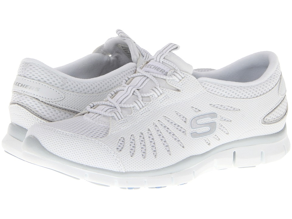 SKECHERS - Gratis - Big Idea (White) Women's Shoes