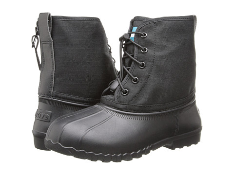 Native Kids Shoes - Jimmy (Little Kid) (Jiffy Black) Kids Shoes