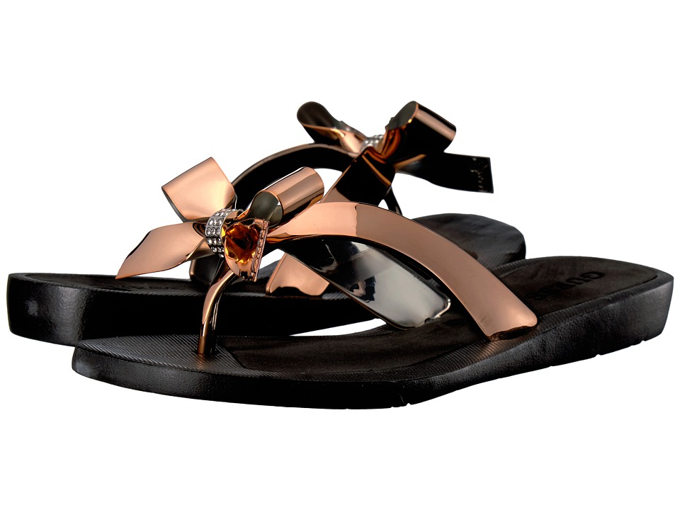 GUESS - Tutu 2 (Rose Gold) Women's Sandals