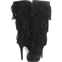 Mojo Moxy Burlesque (Black) Footwear