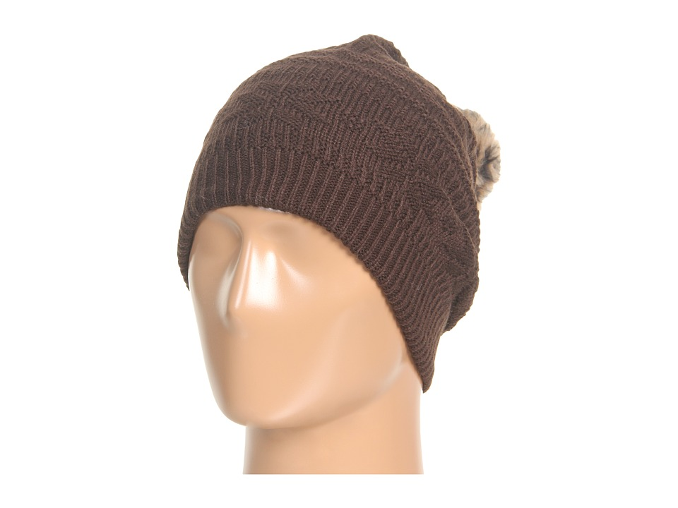 MUK LUKS - Java Beanie (Java) Cold Weather Hats