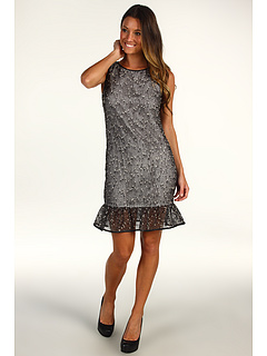 SALE! $119.99 - Save $275 on SACHIN BABI Flora Dress (Speckled Lattice) Apparel - 69.62% OFF $395.00