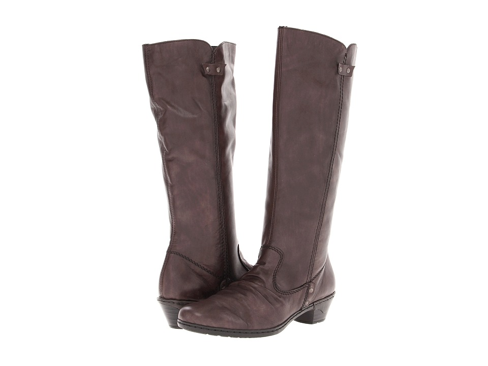 Rieker - 76953 Lynn 53 (Smoke) Women's Cold Weather Boots