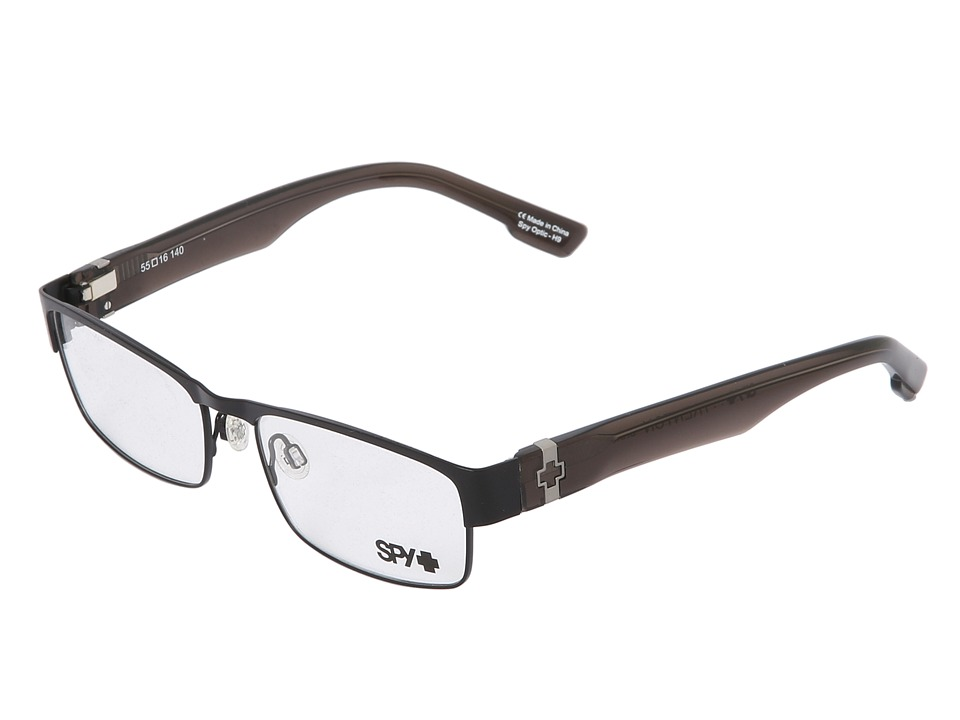 Spy Optic - Trenton (Matte Black/Smoke) Sport Sunglasses