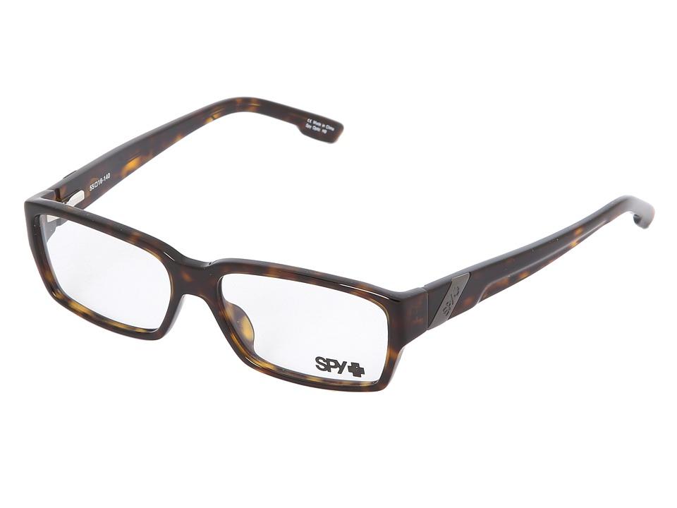 Spy Optic - Zander (Dark Tortoise) Sport Sunglasses