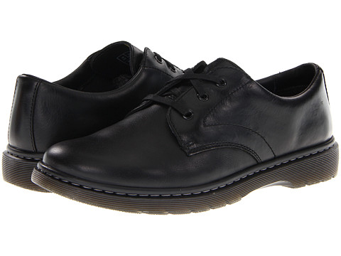 Dr. Martens - Andre Lace Shoe (Black) Men's Lace up casual Shoes