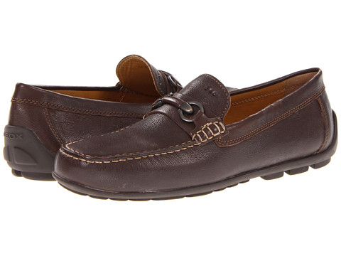 Geox - U Fast 12 (Coffee) Men's Slip on Shoes