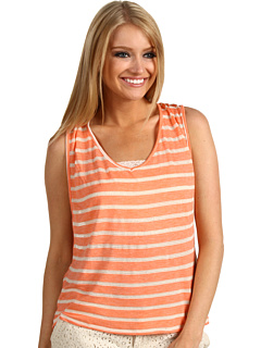 SALE! $16.99 - Save $21 on O`Neill Hathaway Tank Top (Heather Hot Coral) Apparel - 55.29% OFF $38.00