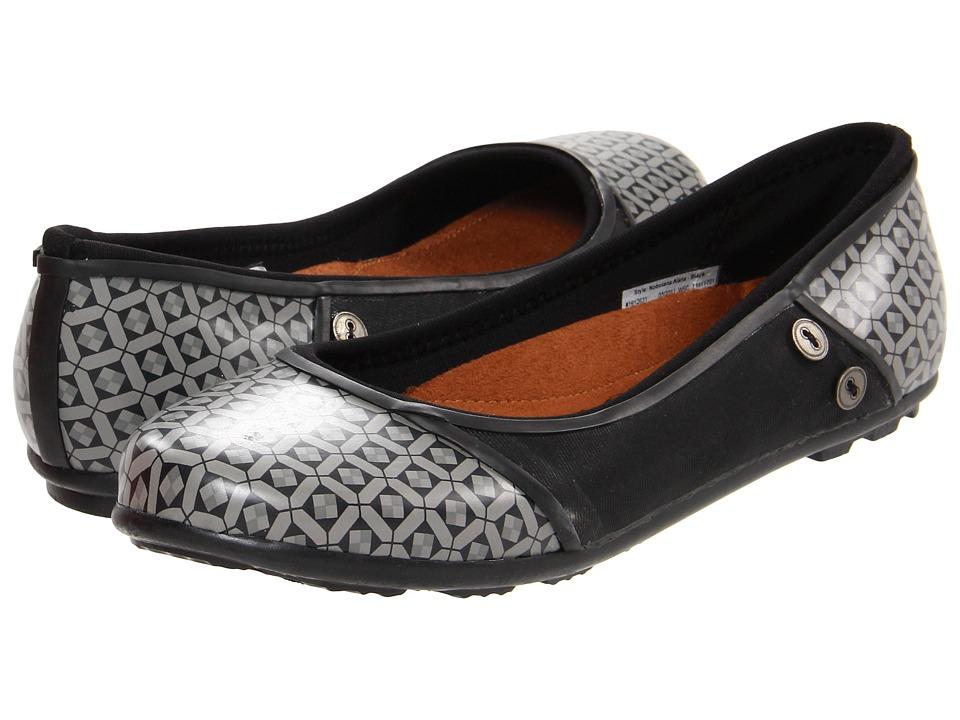 Chooka - Nobotana Alana Skimmer (Black) Women's Slip on Shoes