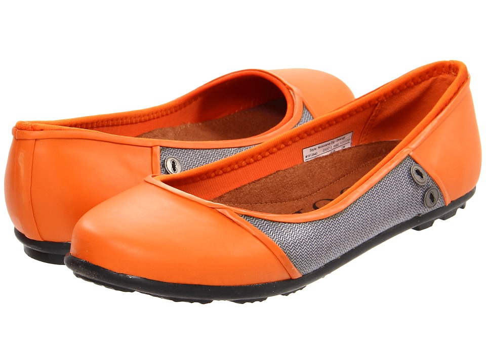 Chooka - Nobotana Zig Skimmer (Orange) Women
