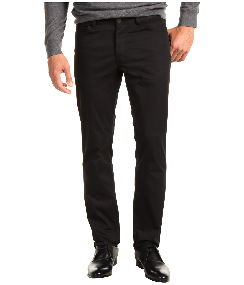 Theory - Haydin Writer (Black) Men's Casual Pants