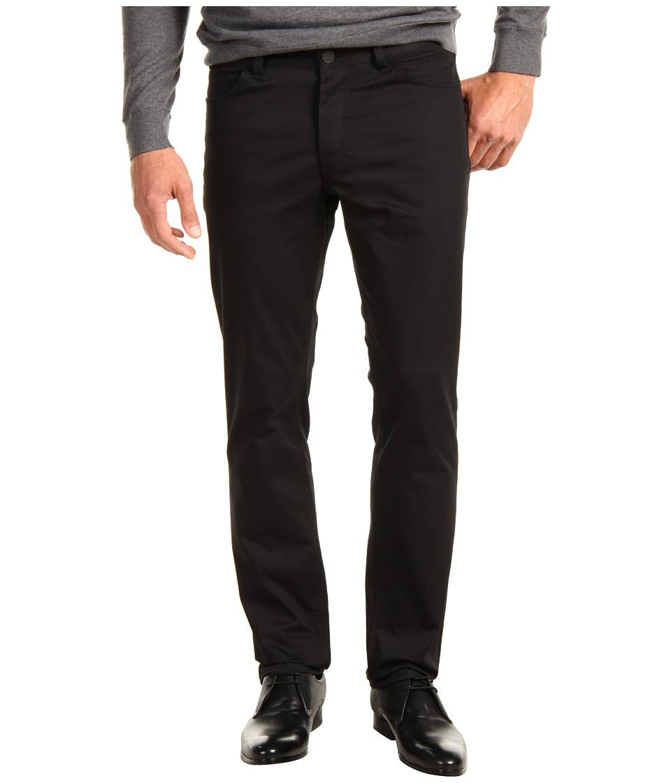 Theory - Haydin Writer (Black) Men's Casual Pants