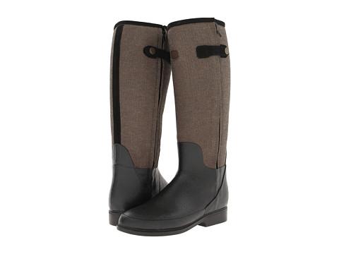 Le Chameau - Zena Jersey (Beige) Women's Zip Boots