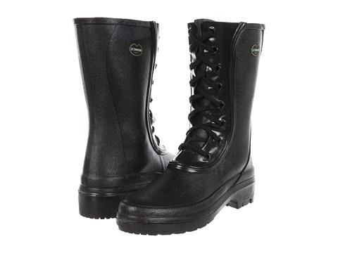 Le Chameau - Saiga (Black/Black) Women's Rain Boots