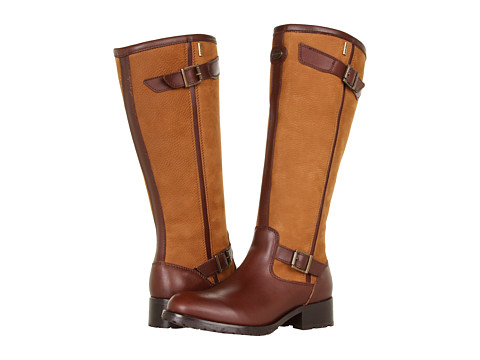 Le Chameau - Jameson Lady Zip GTX (Brown) Women's Zip Boots