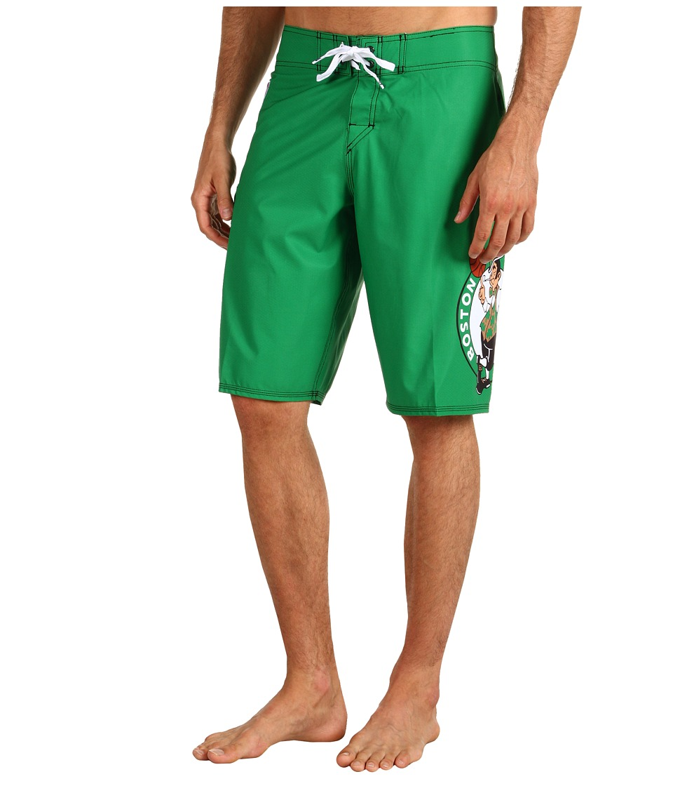 Quiksilver - NBA Boston Celtics Boardshort (Ivy) Men's Swimwear
