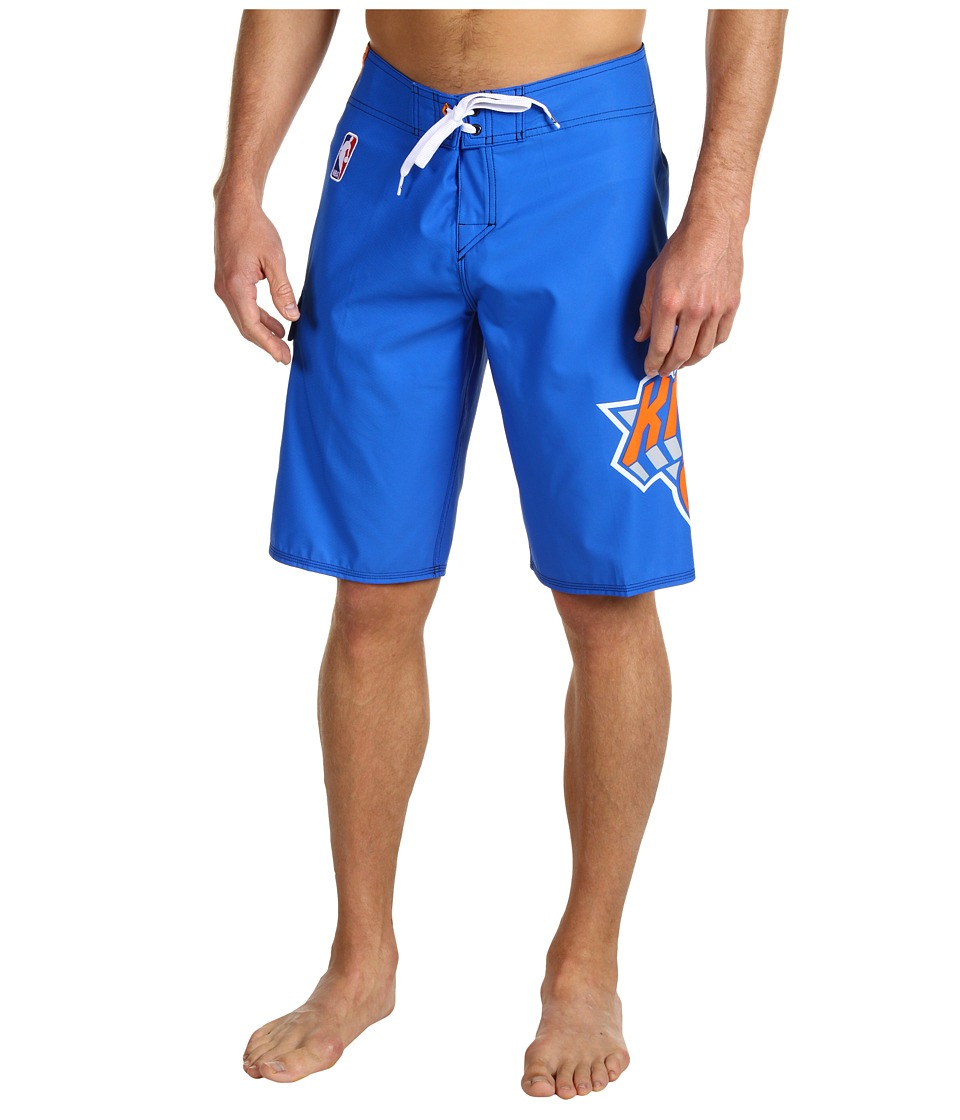 Quiksilver - NBA(r) New York Knicks(r) Boardshort (Reis Black) Men's Swimwear