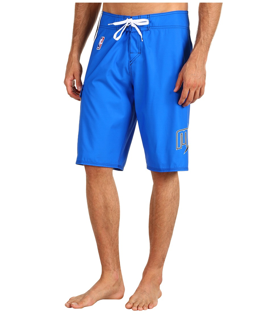 Quiksilver - NBA Orlando Magic Boardshort (Reis Black) Men's Swimwear