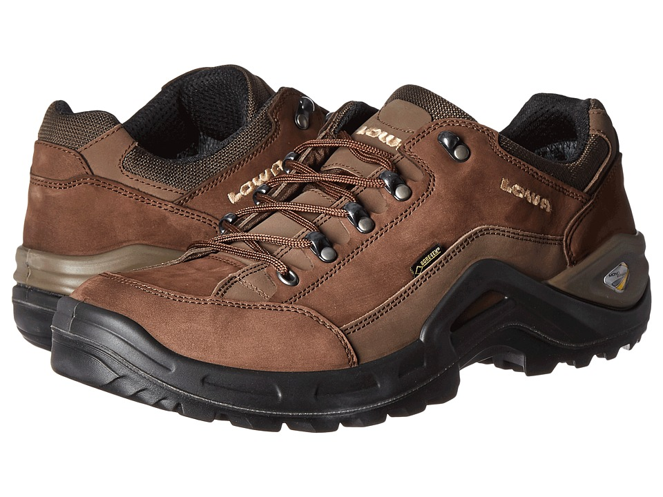 Lowa - Renegade II GTX Lo (Espresso/Brown) Men's Shoes