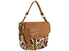 Fossil - Modern Cargo Convertible Flap (Multi) - Bags and Luggage