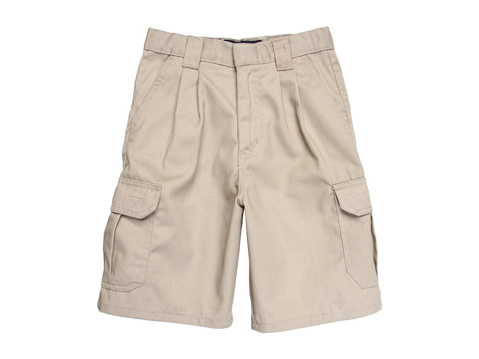 U.S. POLO ASSN. Kids - Cargo Short (Big Kids) (Khaki) Boy's Shorts