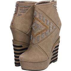Michael Antonio Cass (Taupe) Footwear
