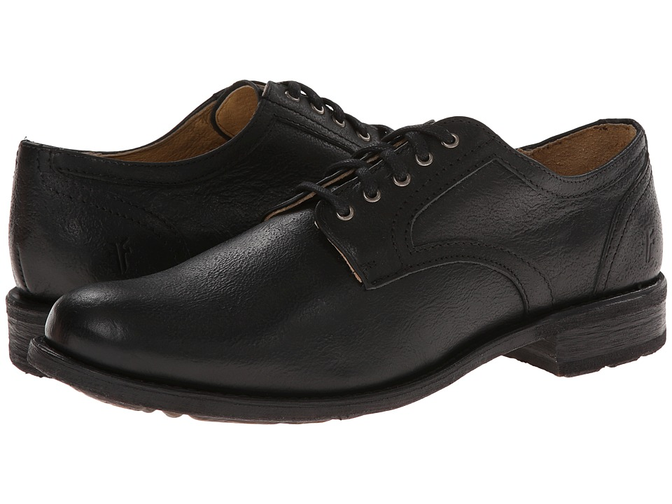 Frye - Bennett Oxford (Black) Men's Lace up casual Shoes