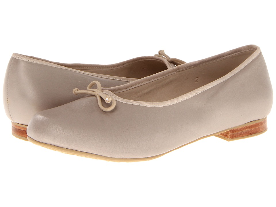 Elephantito - Andrea Flat (Toddler/Little Kid/Big Kid) (Metallic Champagne) Girl's Shoes