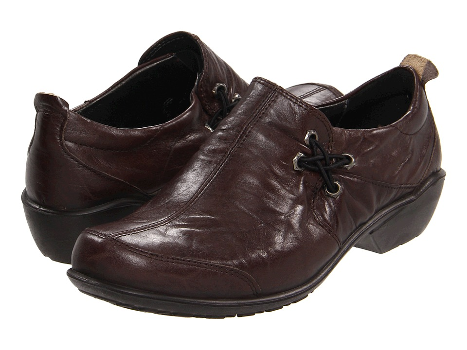 Romika - Citylight 44 (Dark Brown) Women's Slip on Shoes