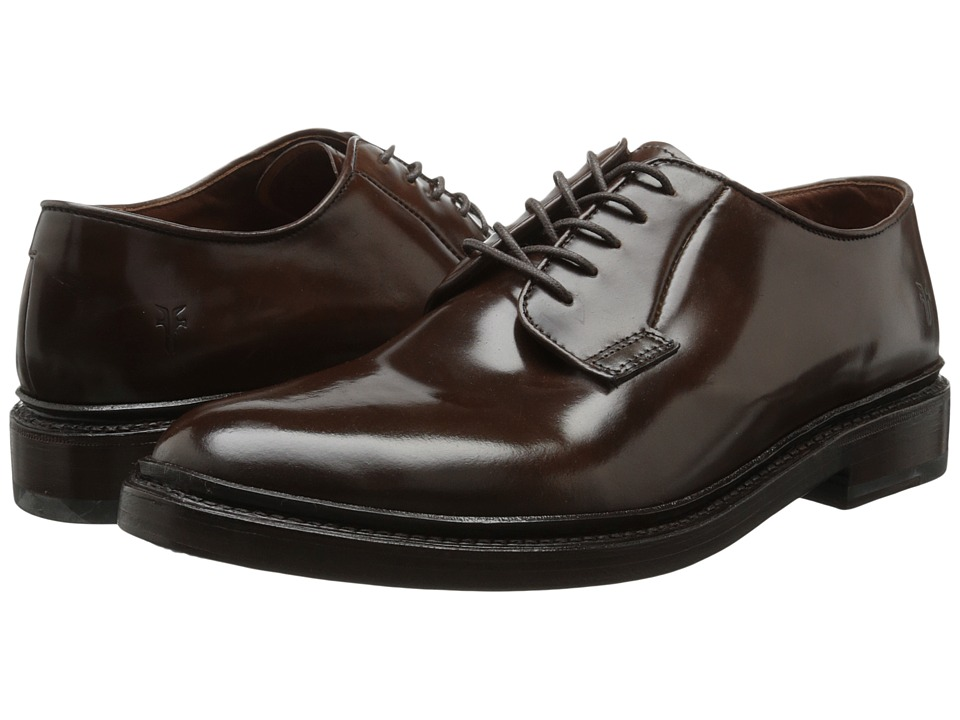 Frye - James Oxford (Dark Brown/Cordovan) Men's Lace up casual Shoes