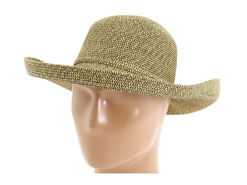 San Diego Hat Company - Paperbraid Hat Large Brim (Multi Wheat) Traditional Hats