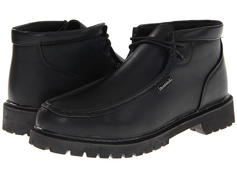 Lugz - Swagger SR (Black) Men's Boots