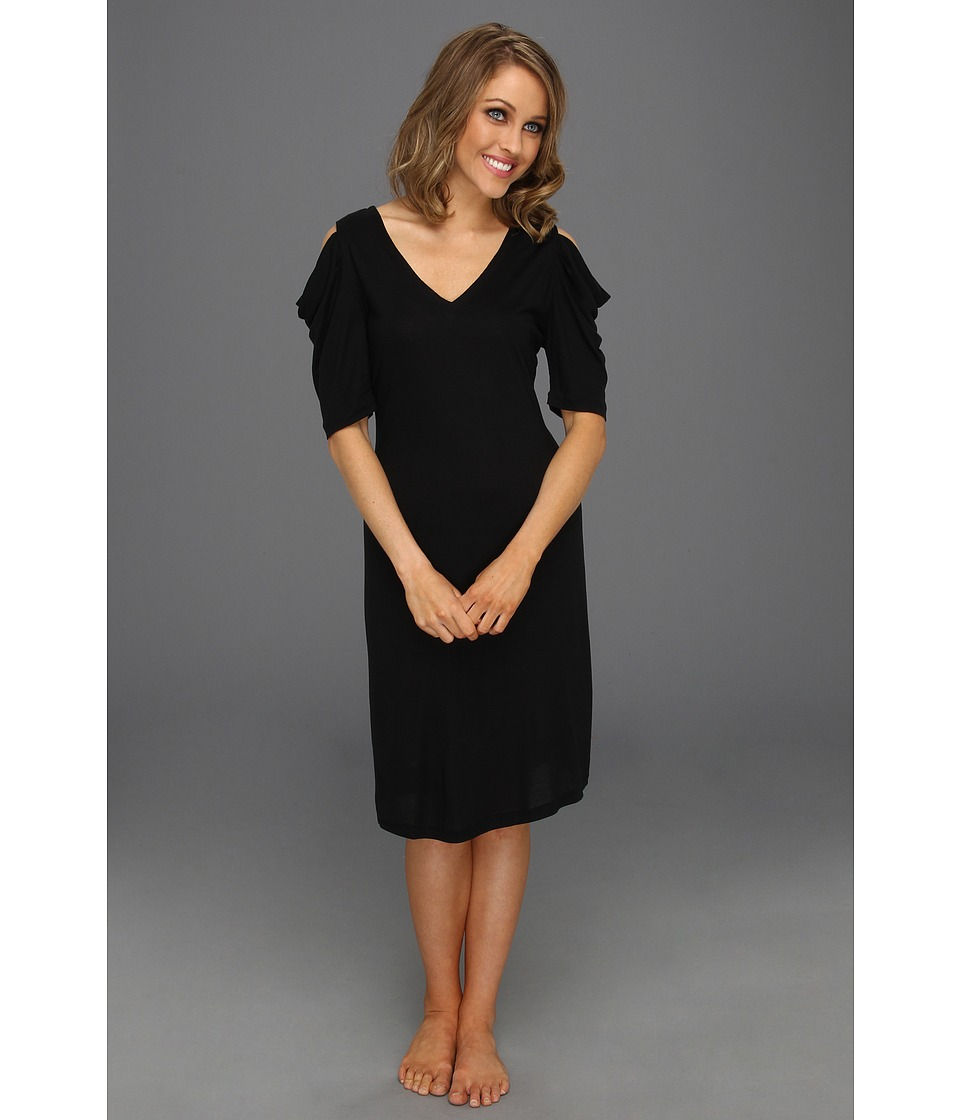 Cosabella - Erika Dress (Black) Women's Dress