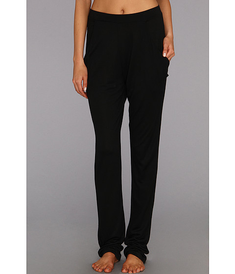 Cosabella - Erika Pants (Black) Women's Casual Pants