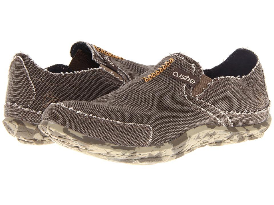 Cushe - Cushe M Slipper (Brown/Brown) Men's Slip on Shoes
