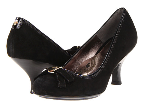 Sofft - Vivian (Black King Suede) High Heels
