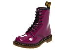 Dr. Martens - 1460 W (Purple Patent Lamper) - Footwear